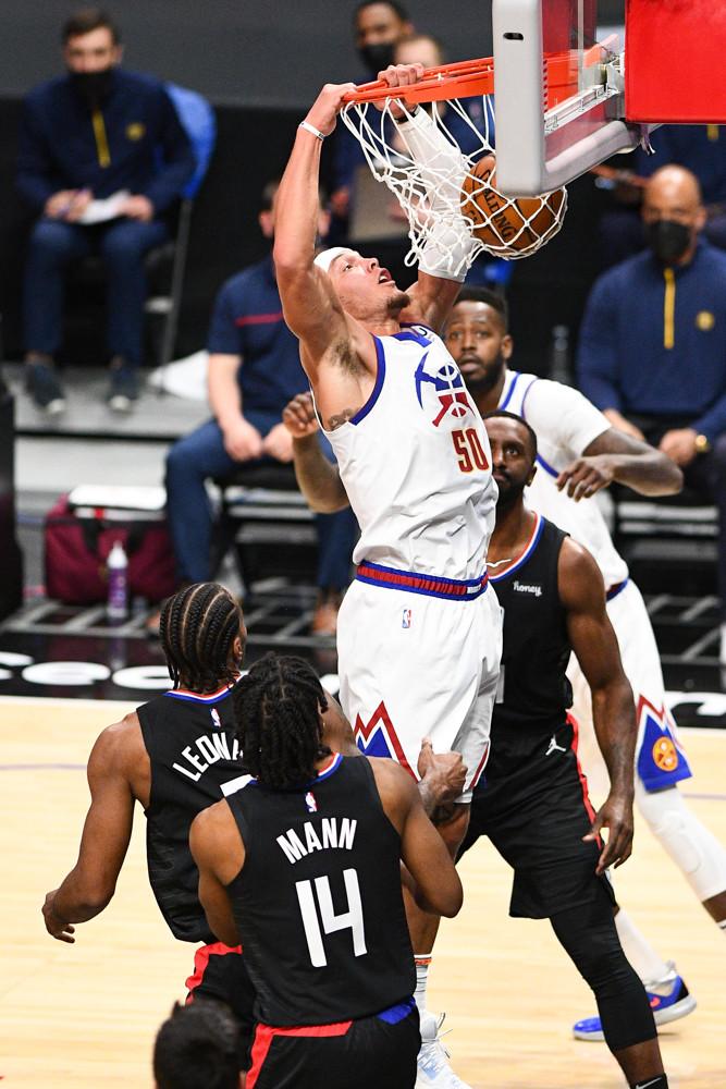 NBA Aaron Gordon Dunk